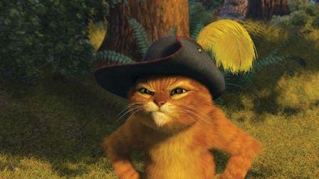 el gato con botas la pelicula: